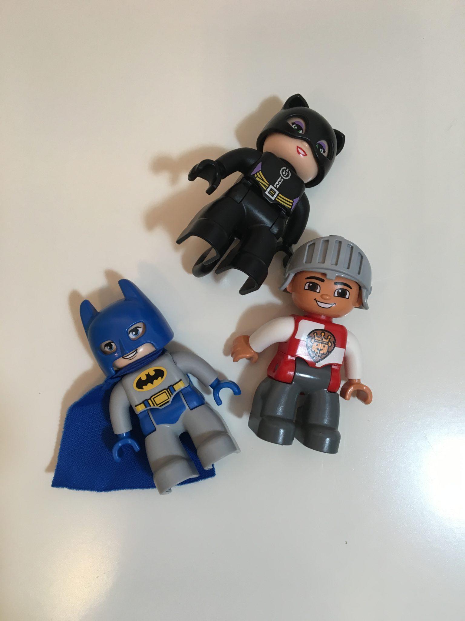 Wo zum Teufel ist Batman…