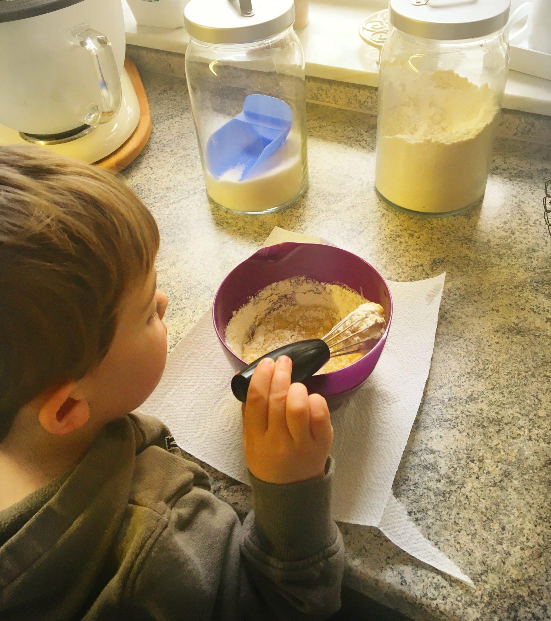 Mug Cakes mit Marshmallow