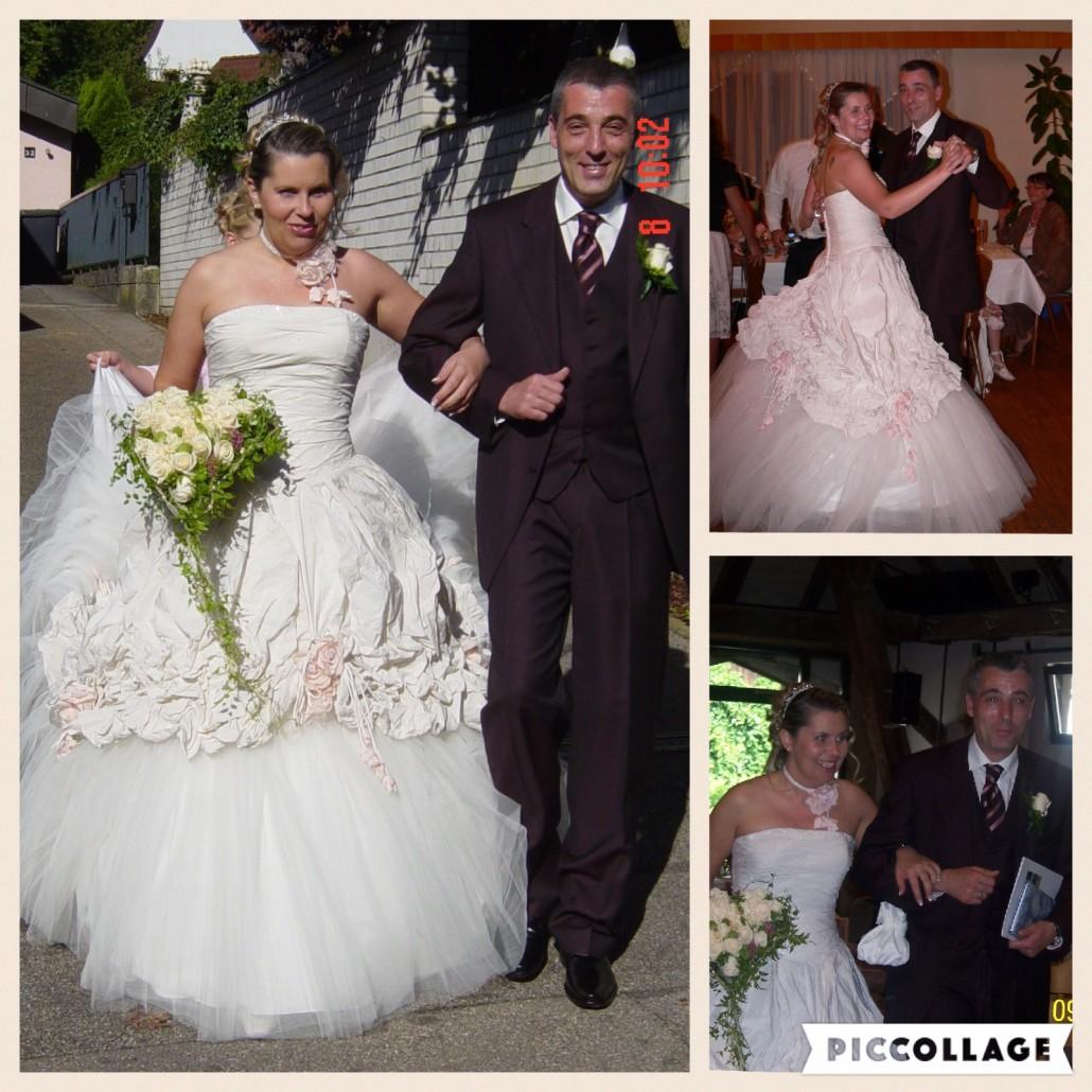 Hochzeit/tagaustagein