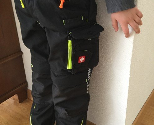 outdoorhose/tagaustagein