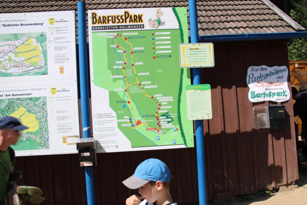 Barfusspark-Dornstetten