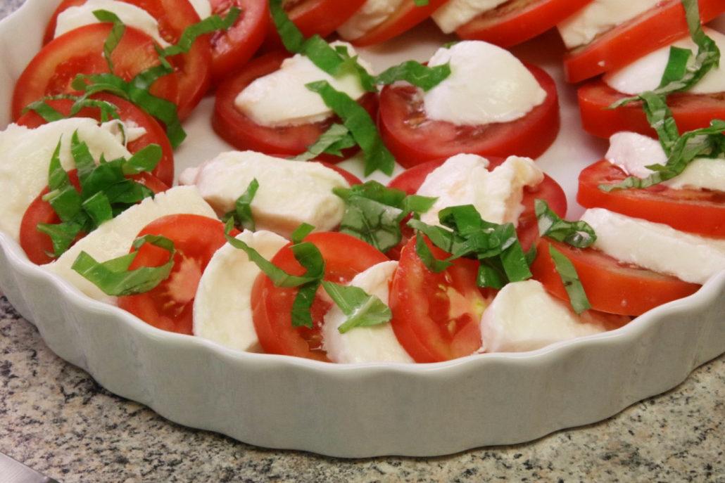 Tomate-Mozarella