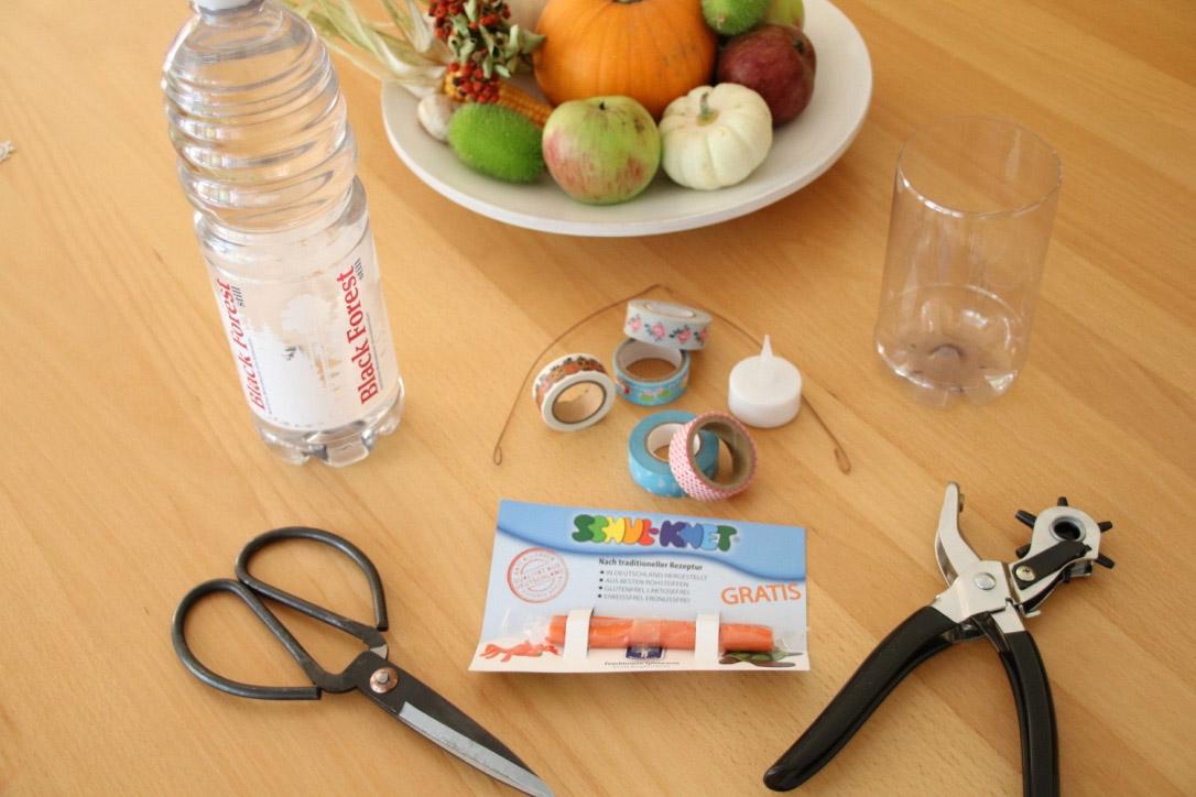 Laterne Basteln Für Kleinkinder Aus Plastikflaschen