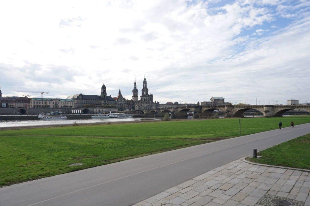 Erster Urlaub im eigenen Wohnmobil – Dresden und Leipzig