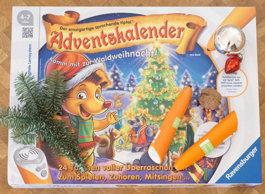 Vorweihnachtliche Rituale, Rituale für die Weihnachtszeit, Rituale zu Weihnachten, Rituale zum Weihnachtsfest, Weihnachtsrituale, Tip Toi Adventskalender