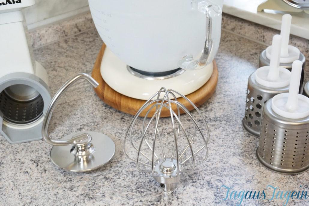 Kitchenaid Zubehör Zusatztrommeln