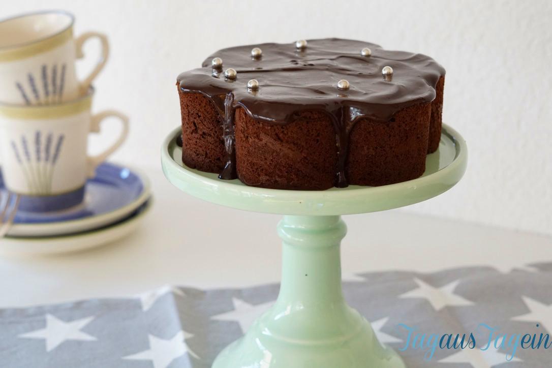 Schokoladenkuchen Thermomix Rezept Achtung Suchtgefahr