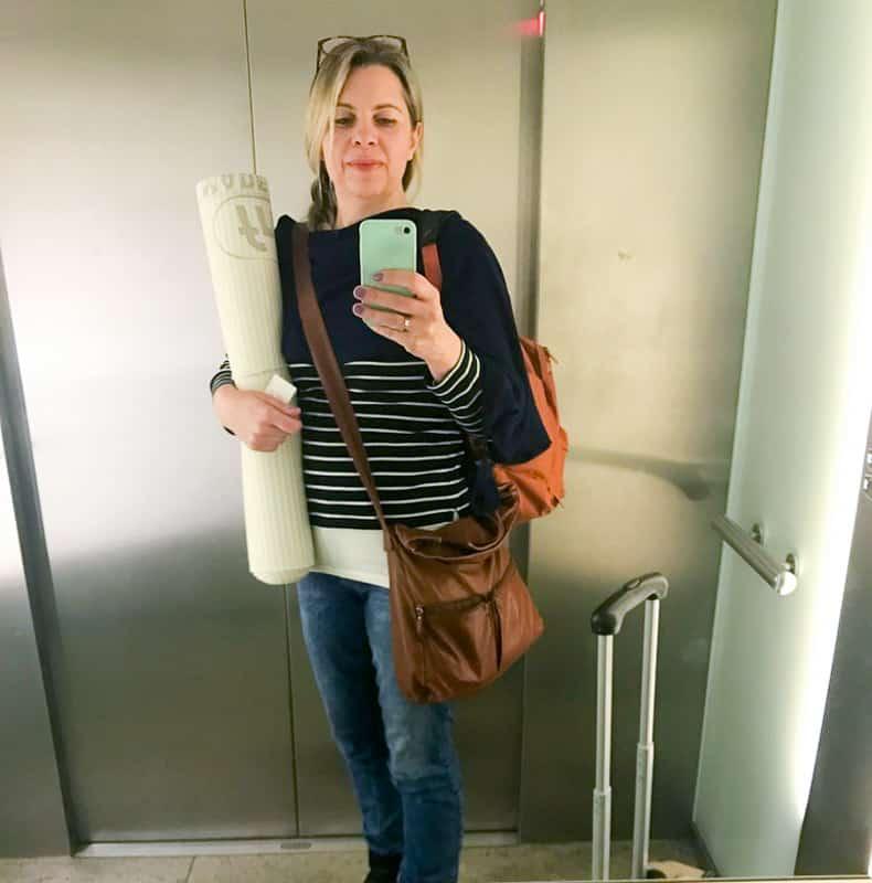 Elternbloggertreffen Check-In im Hotel