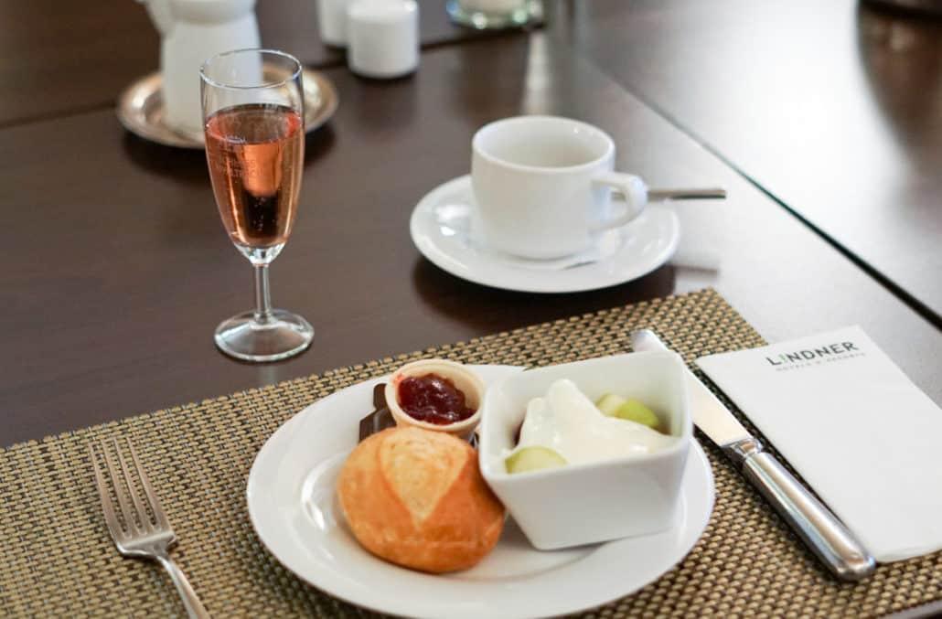 Sektfrühstück Elternblogger-Treffen Speyer