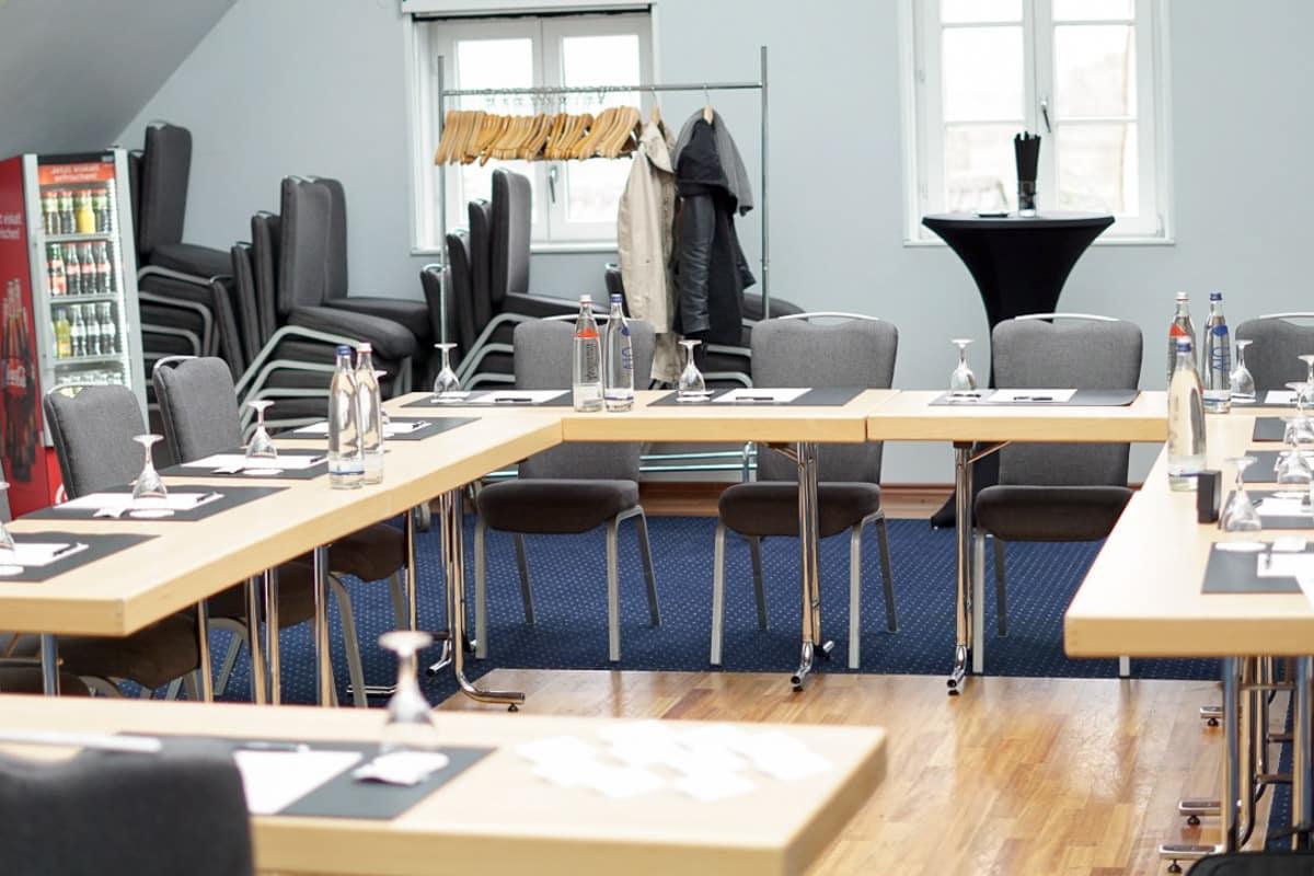 Tagungsraum im Hotel Lindner Hotel Speyer Elternblogger-Treffen