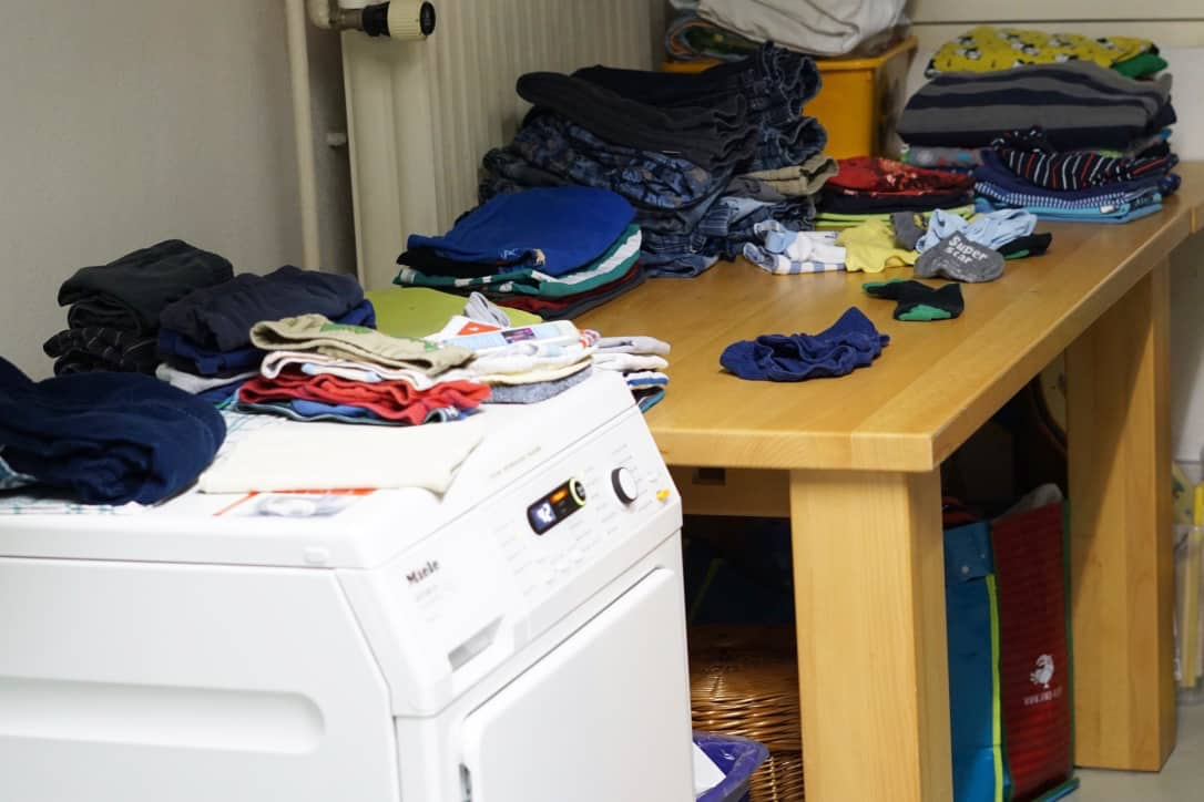 haushaltsorganisation montag ist waschtag juli 2018. Black Bedroom Furniture Sets. Home Design Ideas