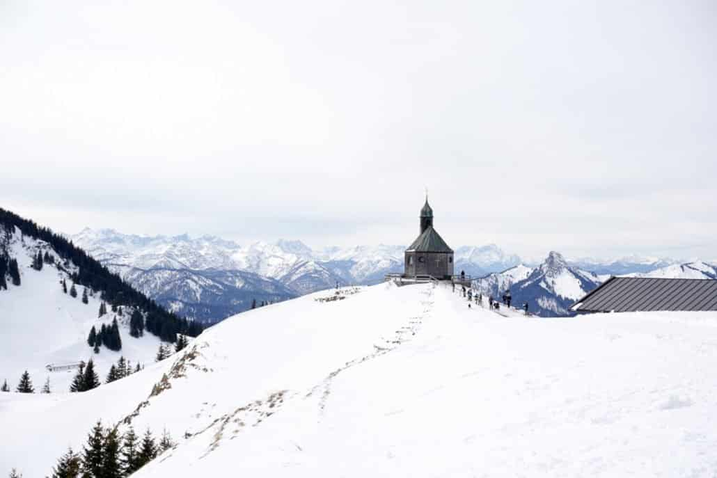Kirche auf dem Wallberg