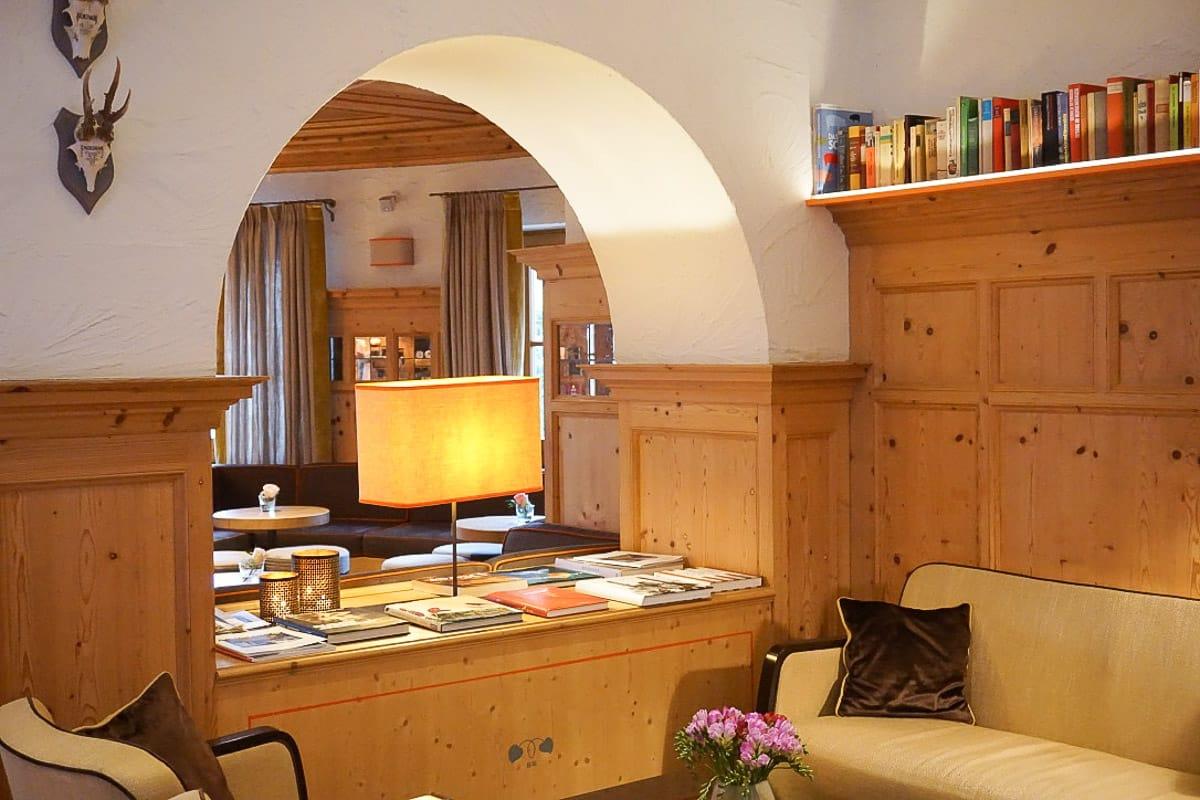 Tagesbar Hotel Bachmair