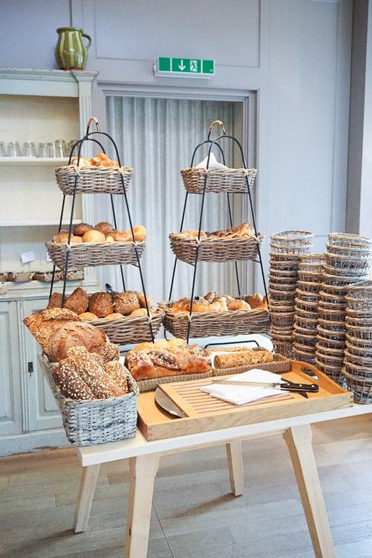Frühstück Brot Bachmair Weissach