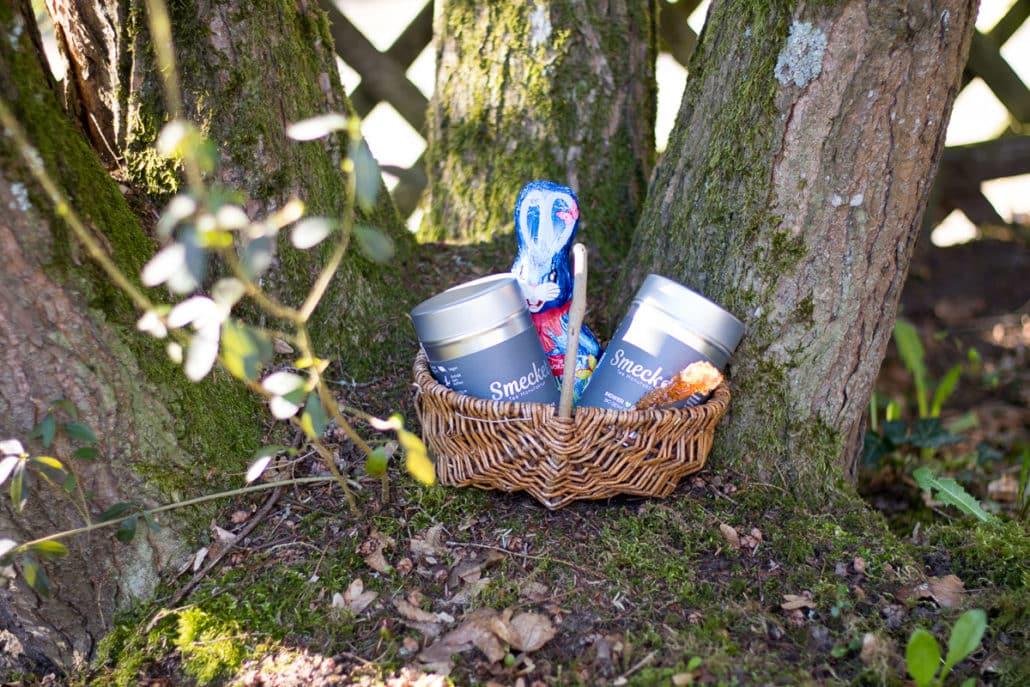 Smecket Tee verschenken Ostergeschenk
