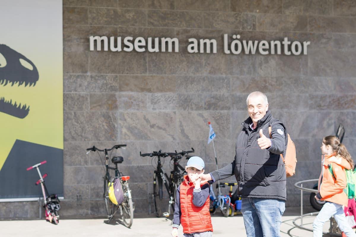 Wochenende in Bildern vs. 12 von 12 Museum am Löwentor Stuttgart