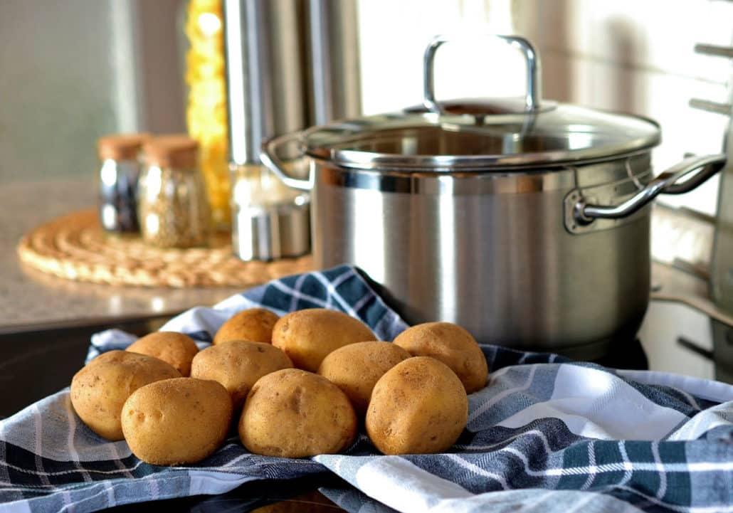 Speiseplan Kartoffeln Was kochen Pixabay