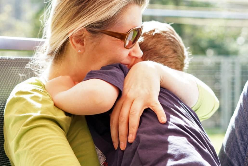 Im Schlafanzug in den Kindergarten als Eltern konsequent sein