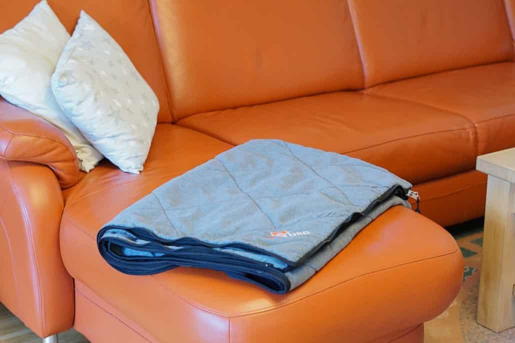 Multifunktionsdecke von Gruezi Bag