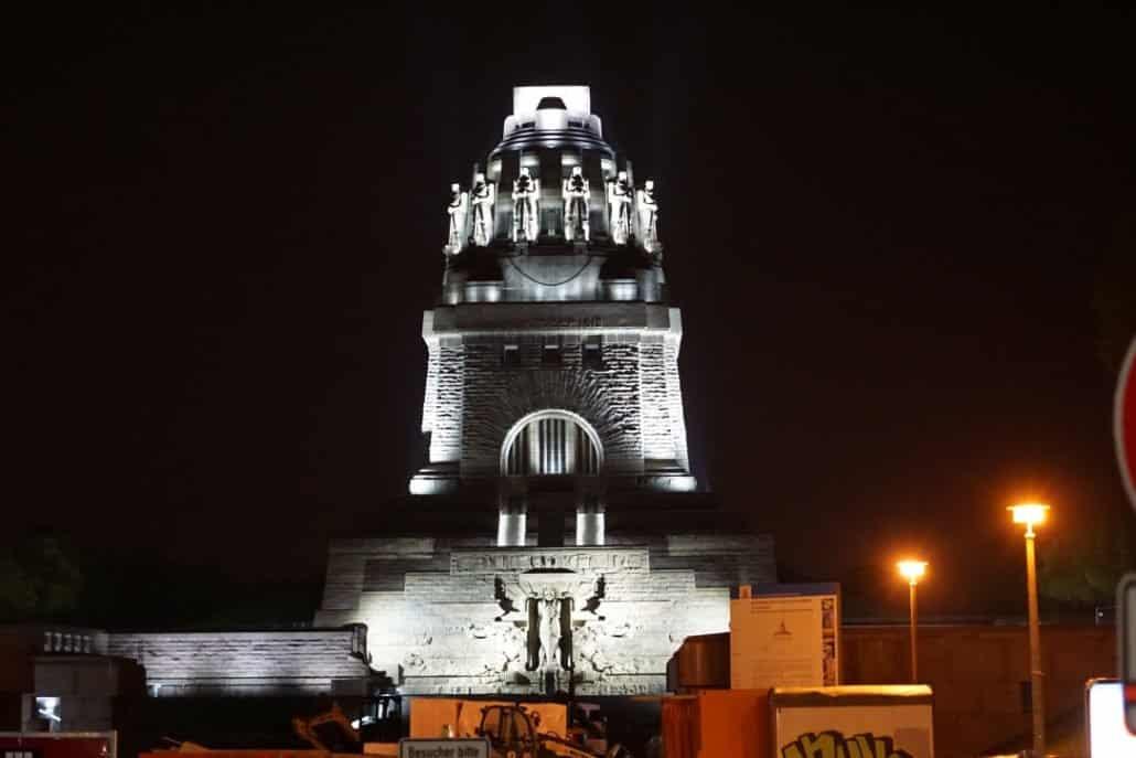 Völkerschlachtdenkmal tagaustagein