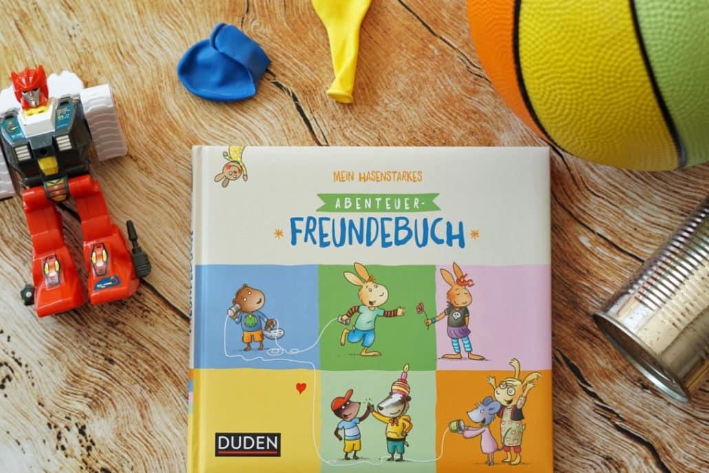 Duden Abenteuer-Freundebuch