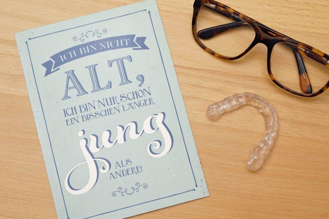 Wochenglueckblick Tagaustagein Brille cooler Spruch