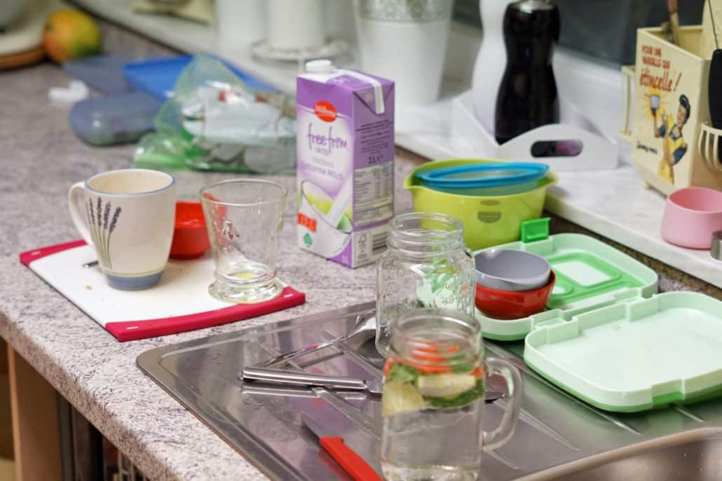 12-von-12-Alltagshaeppchen-dreckiges-Geschirr