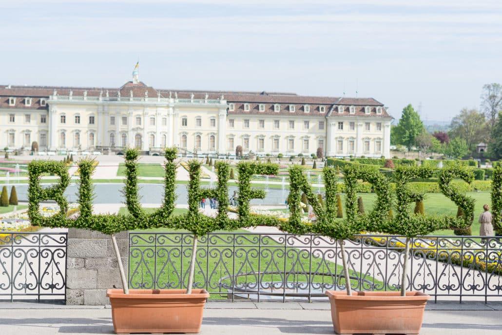 Ausflugstipp Bluehendes Barock Ludwigsburg