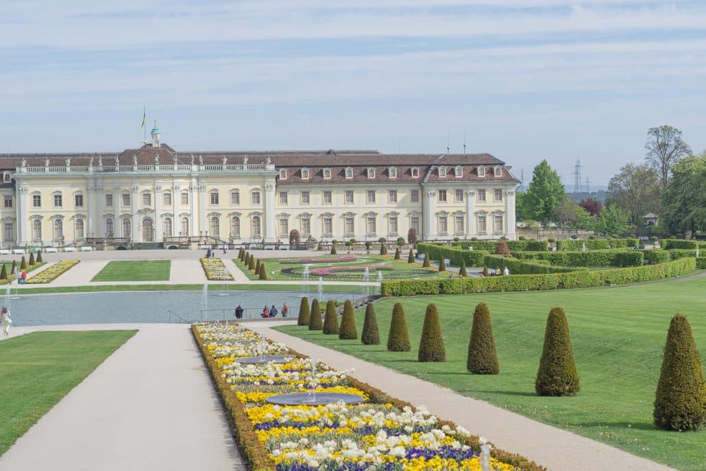 Unser Wochenende – Ausflug ins Blühende Barock nach Ludwigsburg