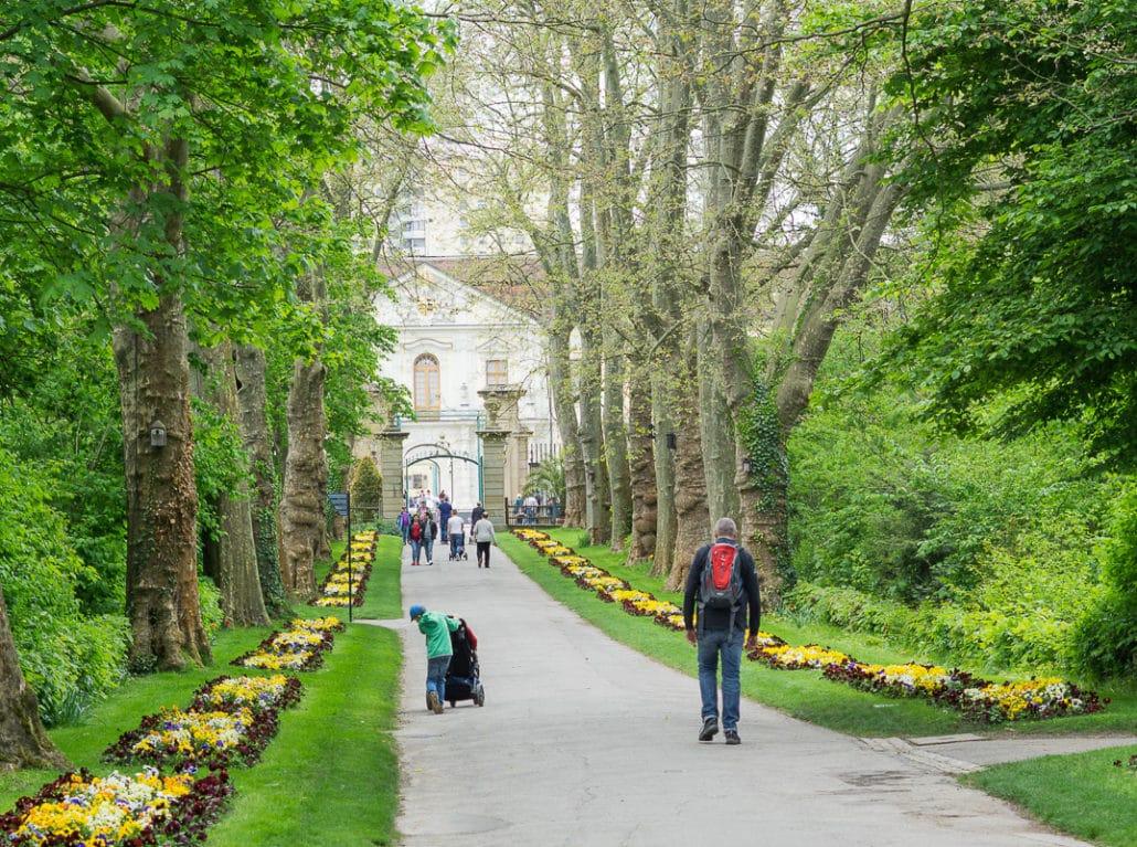 Blühendes Barock in Ludwigsburg
