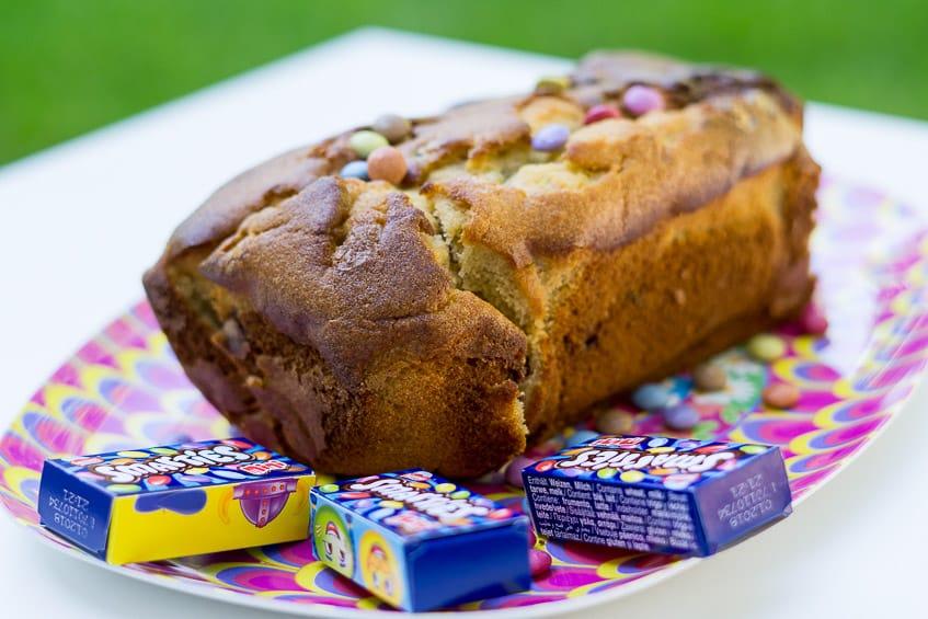 schneller Rührkuchen für Kinder
