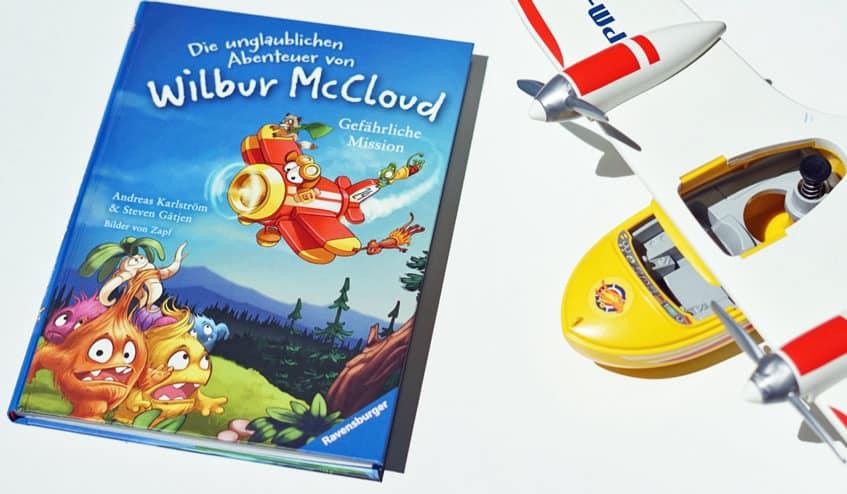 Die unglaublichen Abenteuer von Wilbur McCloud