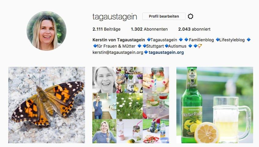 Instagram Tagaustagein