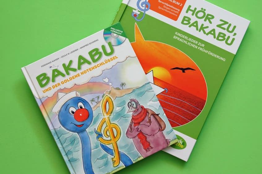 Bakabu und der goldene Notenschlüssel Hör zu, Bakabu