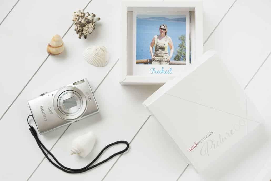 Erinnerungen festhalten mit Sendmoments
