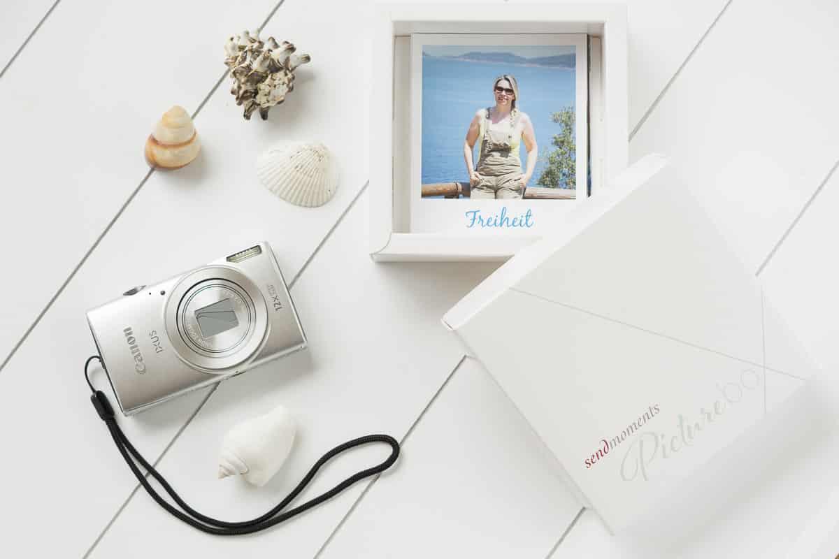 Erinnerungen festhalten – mit Sendmoments