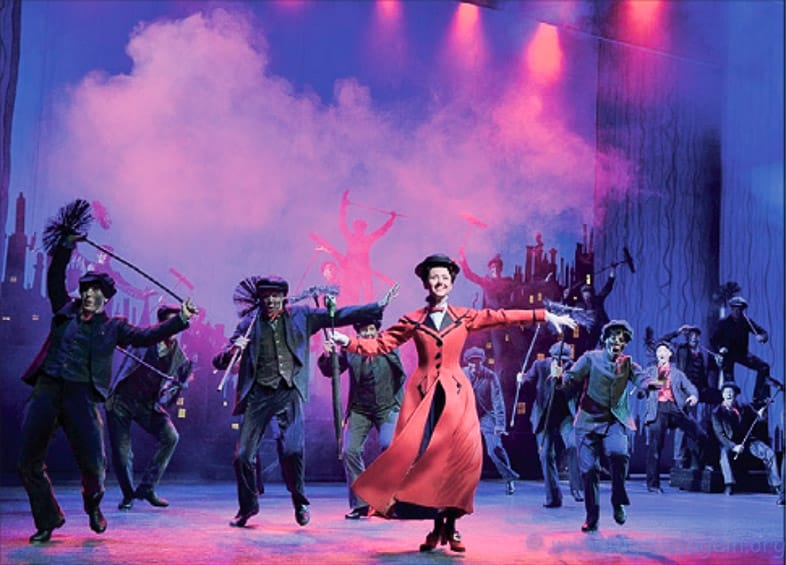 MARY POPPINS - DAS BROADWAY MUSICAL