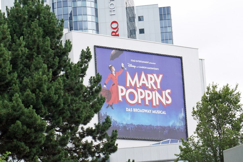Mary Poppins – Das Broadway Musical verzaubert Stuttgart
