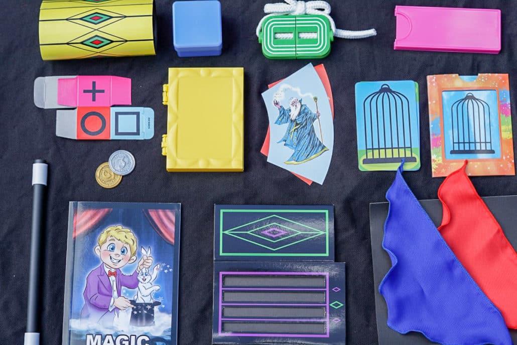 Magic Zaubershow für Kids zaubern lernen