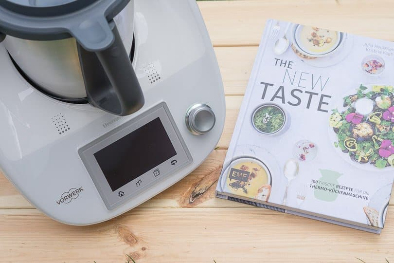 Mandelkekse und Thermomix Rezeptbuch The NEW Taste