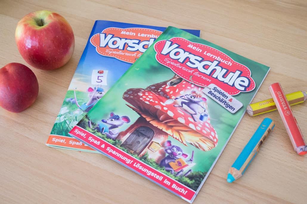 Vorschul-Hefte Beschäftigung für Vorschulkinder
