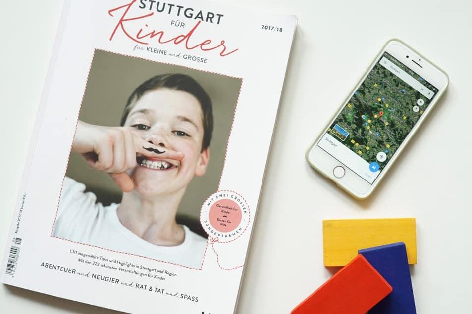 Buchtipp: Stuttgart für Kinder 2017/18