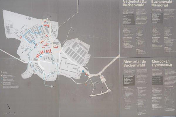 KZ Buchenwald Weimar Gedenkstätte Ettersberg