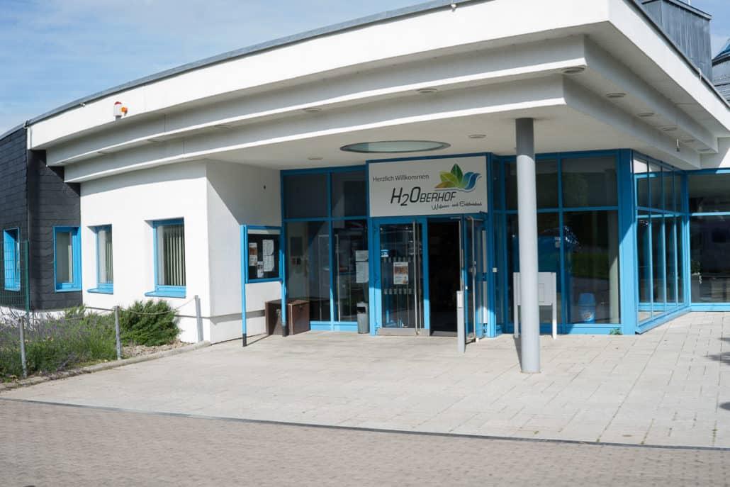 Urlaub in Thüringen H2Oberhof Therme Kinder