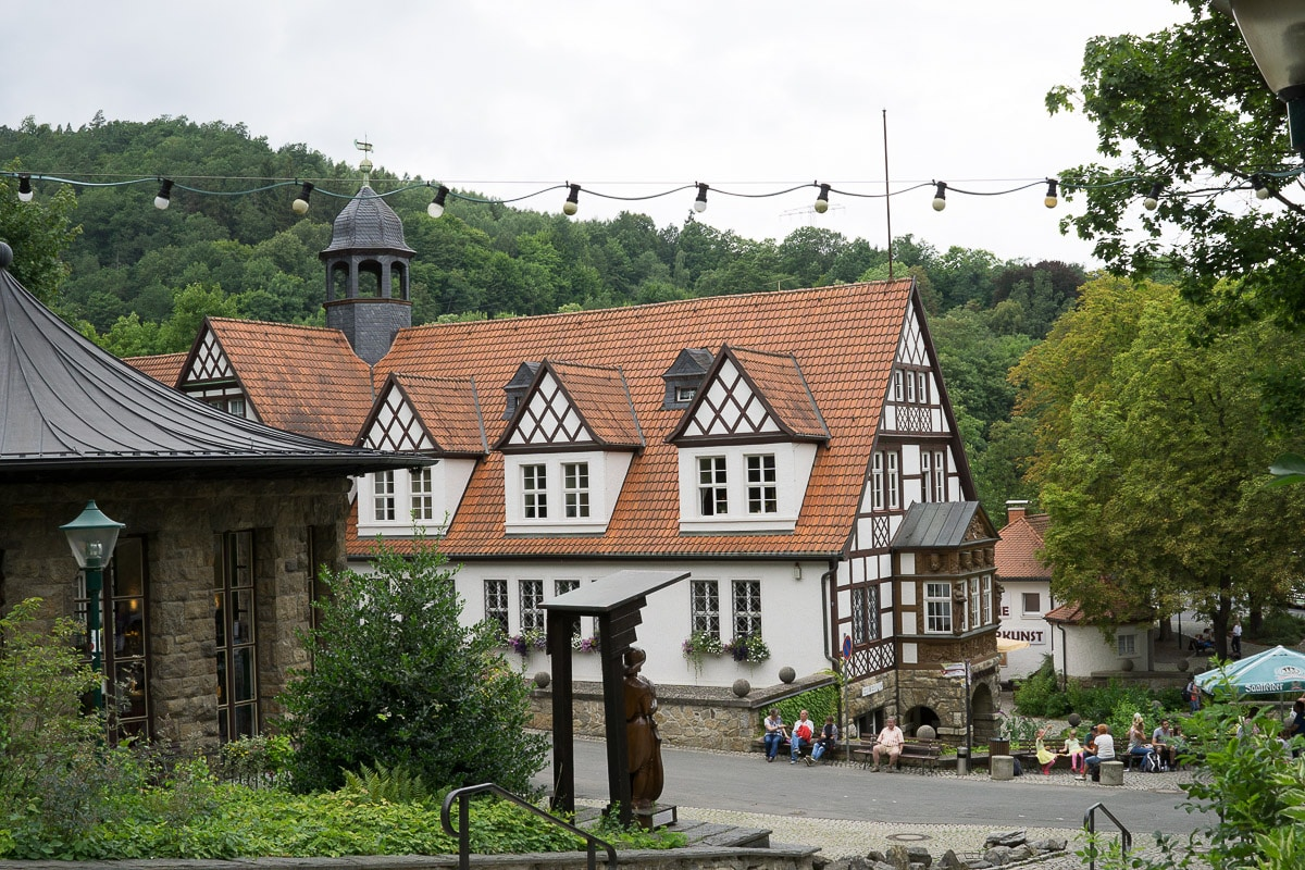 Feengrotte Saalfeld Ausflug Thüringen