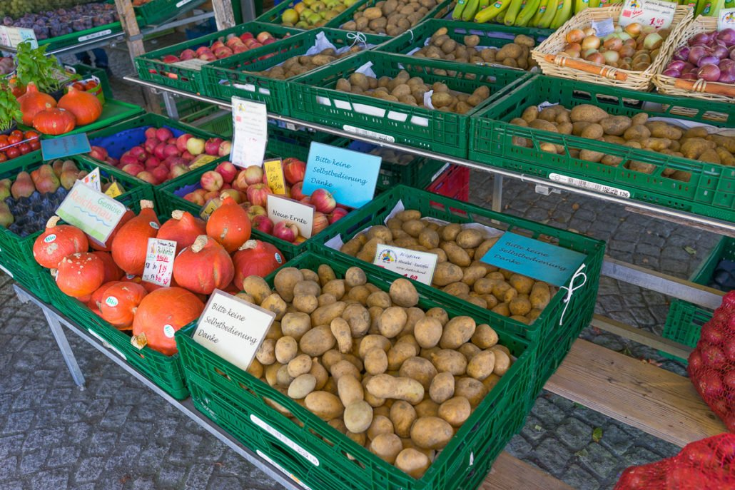 Obst und Gemüse Insel Reichenau