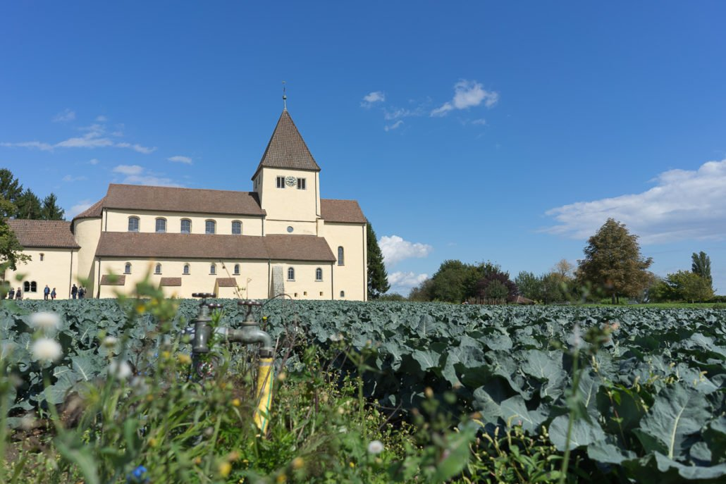 Bodensee Insel Reichenau