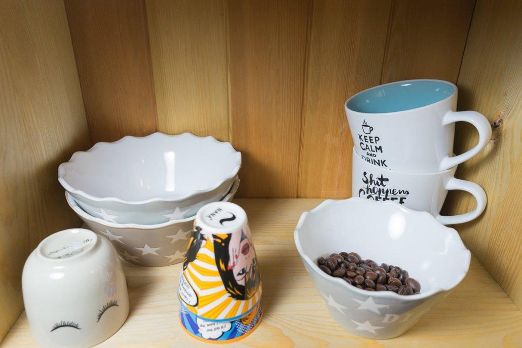 Kaffee gegen unangenehme Gerüche