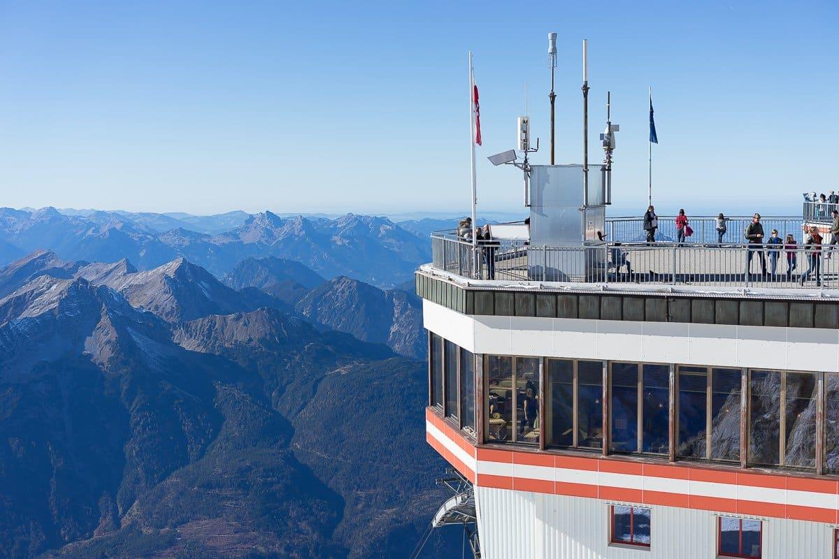 Ausflug Zugspitze
