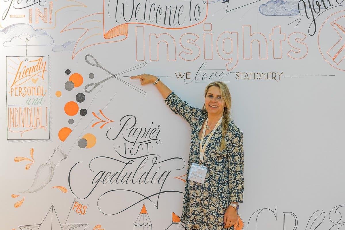 Blogger-Tour auf der Insights-X-Messe 2017 in Nürnberg